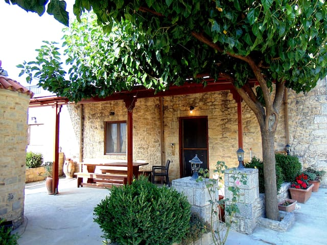 Cretan Traditional House