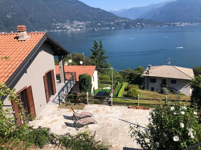 Italien dreamview by Lake Maggiore