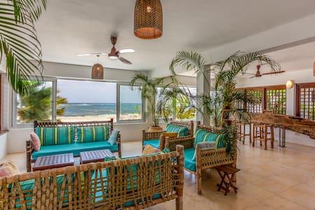 Tequila Sunrise Beach Cabana - Diani Beach