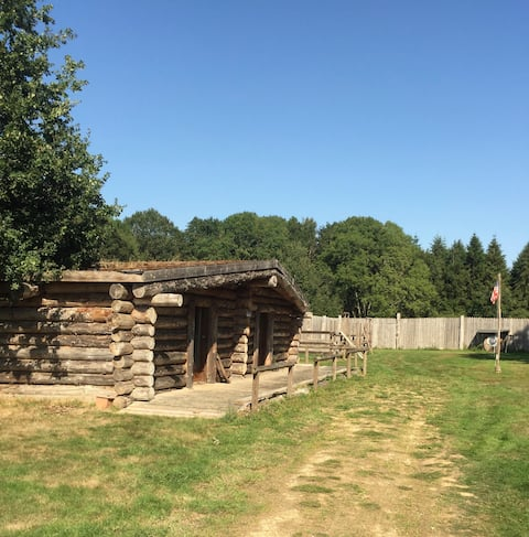 Le fort du ranch