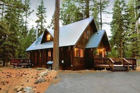 Cozy Tahoe Cabin - Carnelian Bay