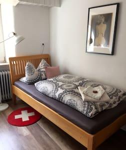 Ostallgäu klein & fein: Zimmer in altem Stadthaus