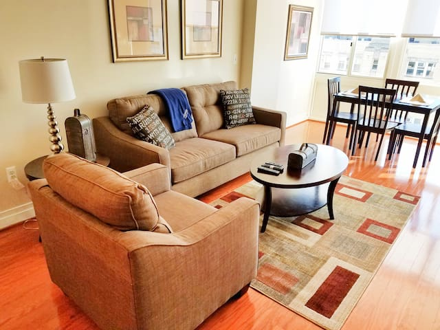 The Only Place to Stay in Foggy Bottom/West End - Washington - Apartamento
