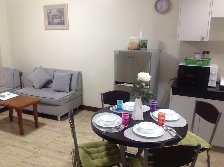Private Apartment unit in Mandurriao ! 2 BR/ 1B