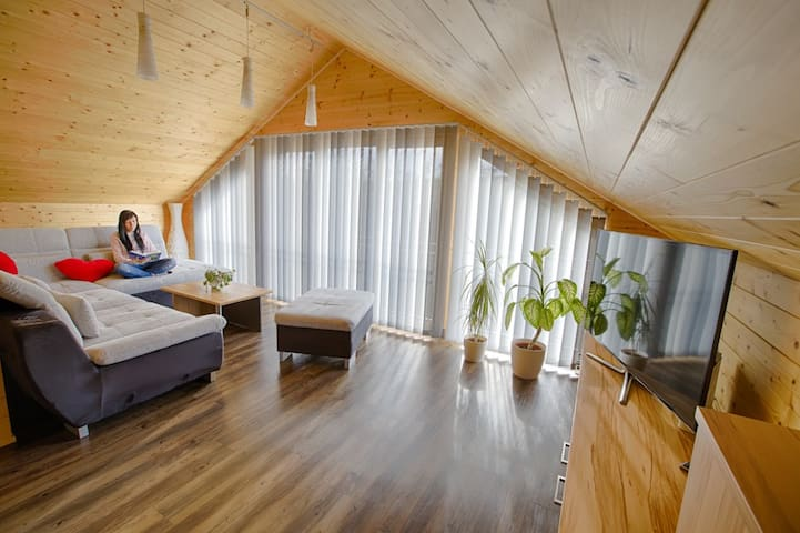 Ferienhaus Hanetseder - Wallern an der Trattnach - Rumah