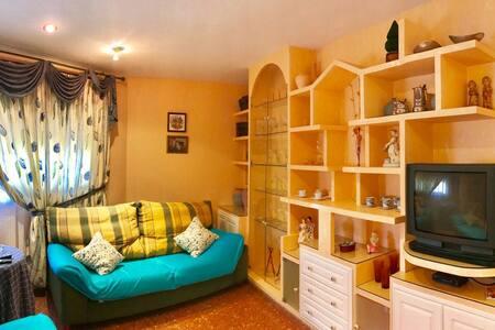 Apartamento ideal para tus vacacion