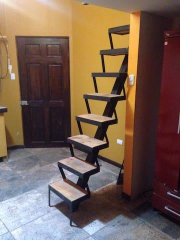 Apartamento estudio dos personas - Curridabat  - Appartement
