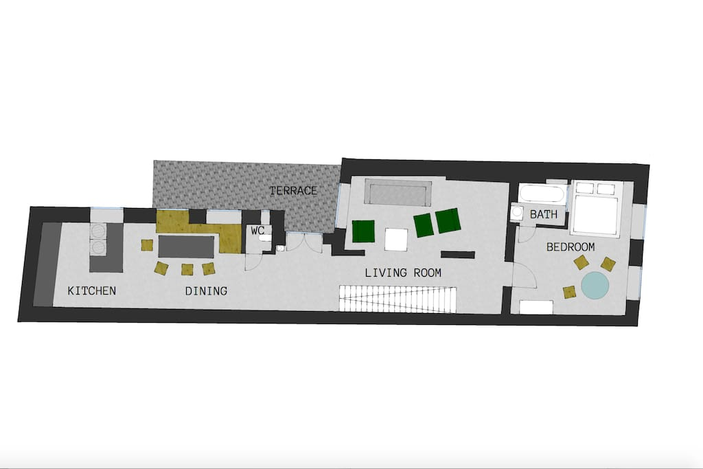 floor plan / Grundriss