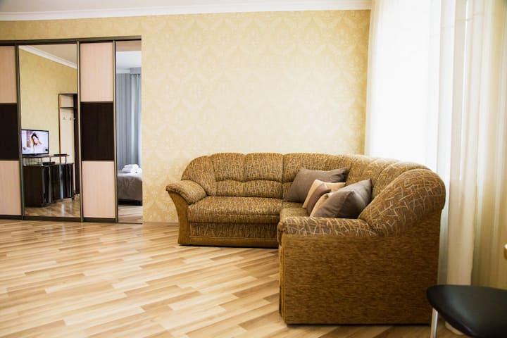 Апартаменты в центре Трускавца Шашкевича 16