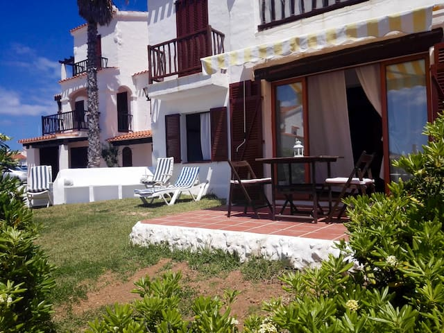 Apartment in Playas de Fornells - Playas de Fornells - Kondominium