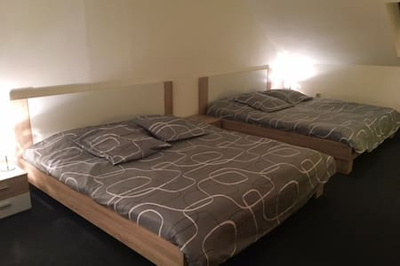Easy Acces Flexible Place Luxembourg City - Luxemburg - Wohnung