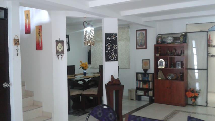 Habitación privada - Jamundí - Casa