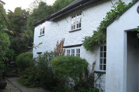 The Old half of Summerlands Cottage