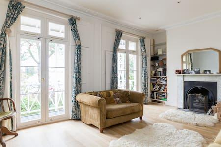 Charming Regency Family Townhouse - Royal Leamington Spa - Hus