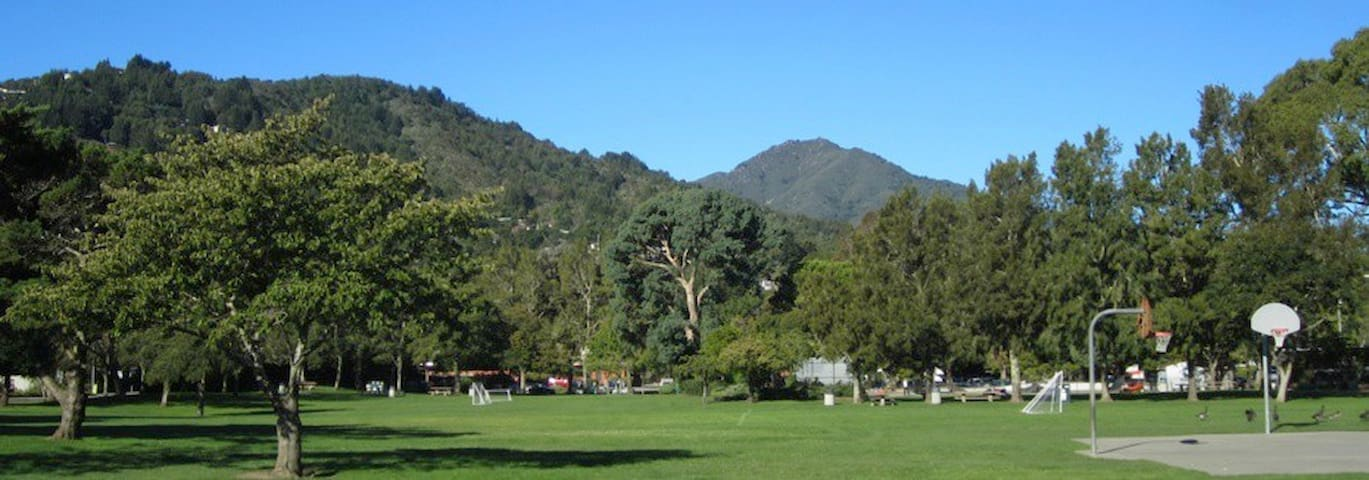 Prime location near SF and nature. - Corte Madera