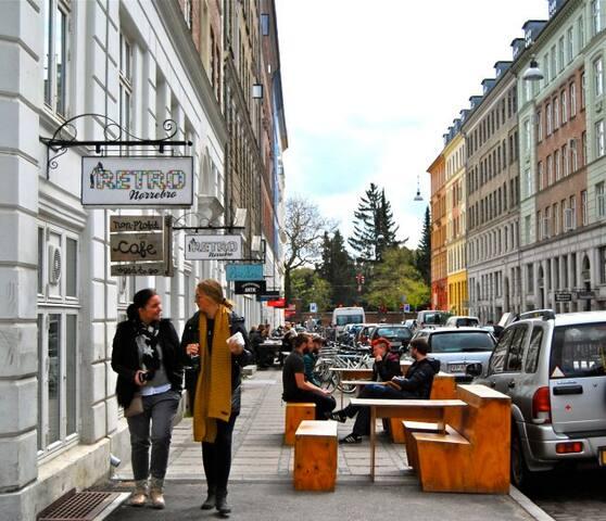 Exquisitely cosy apt. on the trendiest street