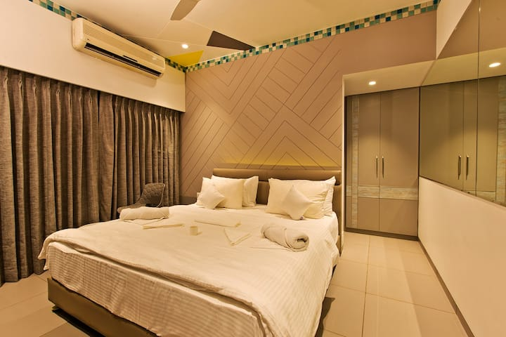 Luxurious private rooms, Panchgani