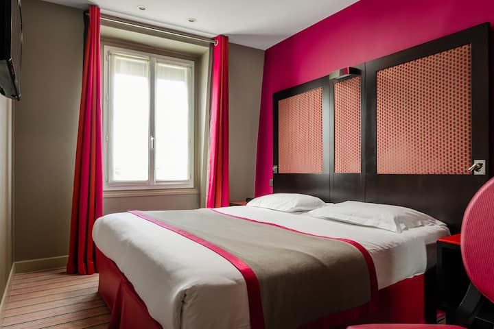long stay offer at the Courcelles Etoile hotel