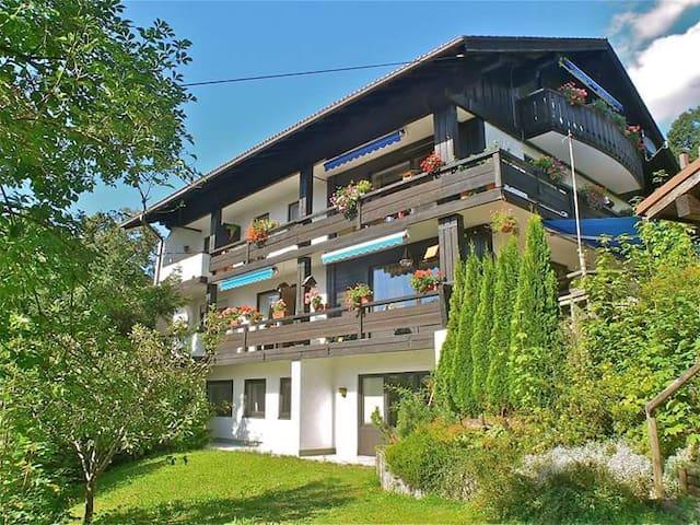 Wohlfühlappartement mit Panoramablick - Sonthofen - Lakás