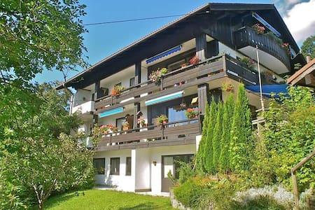 Wohlfühlappartement mit Panoramablick - Sonthofen