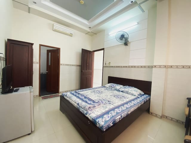 Như Oanh: fresh air, balcony room, enjoyable stay