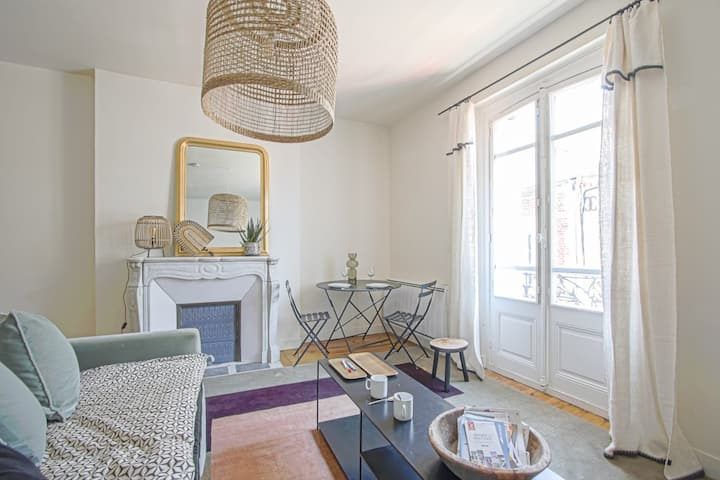 Bright apartment in Trouville-sur-mer