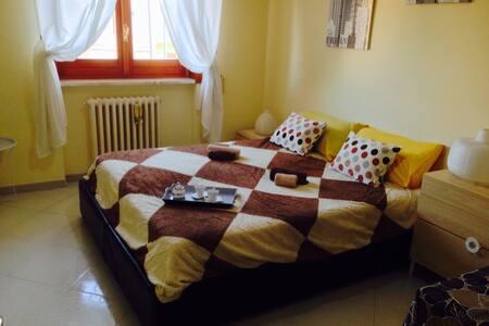 Stanza da letto in un appartamento - Surbo