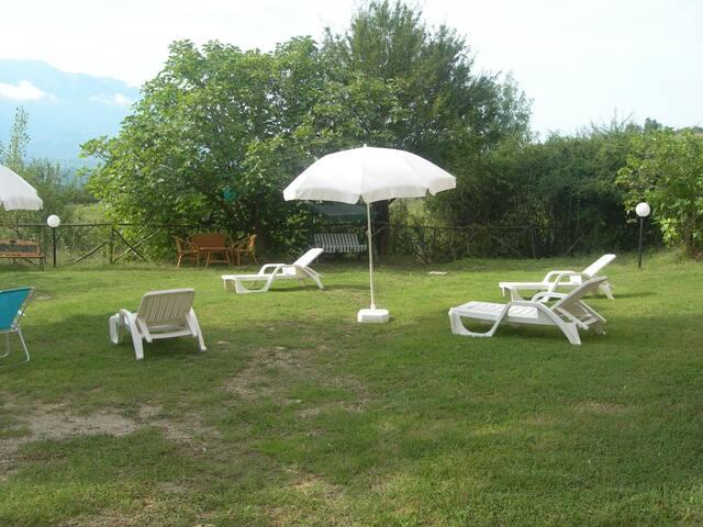Villa Italia: Casa Vacanze l'ulivo