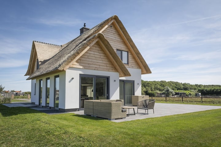 Luxueuse Villa à Texel avec sauna