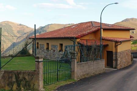 Casa Rural L´Andorvio - Leiguarda - Talo