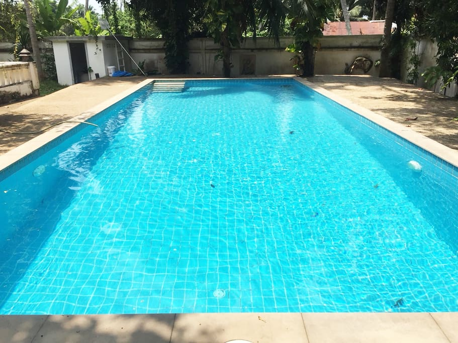 Swimming Pool near by