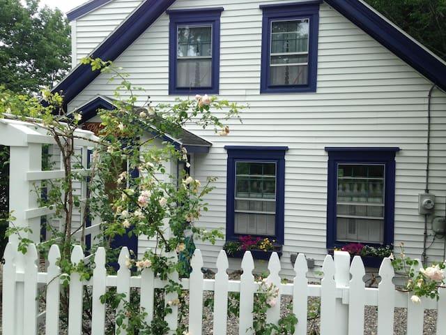 Pleasant Cottage, Rockport Maine