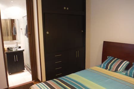 Beautiful apartment , next to the Airport - Bogotá