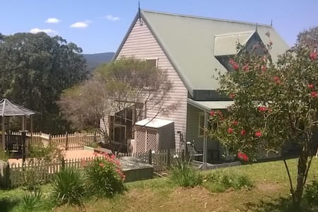 Mahogany Loft in the foothills of Barrington Tops - Bandon Grove