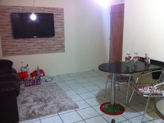 Apartamento Espaçoso-Quarto Olinda - Olinda - Appartement