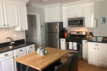 Savin Hill Bedroom with PRIVATE entrance & parking
