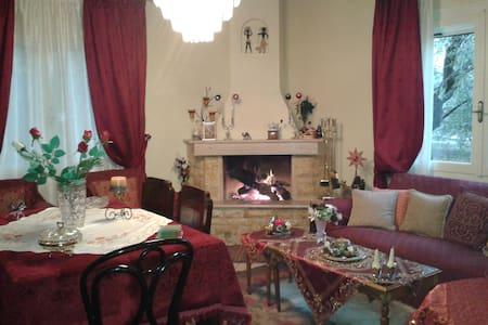 Σπίτι διακοπών σε ελαιώνα στις παρυφές της πόλης - Volos