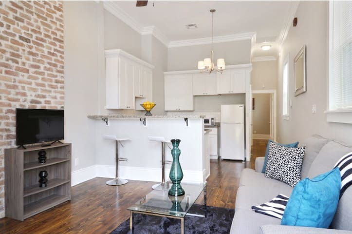 BRAND NEW 1BR/1BA UPTOWN NEW ORLEANS HOME!!!