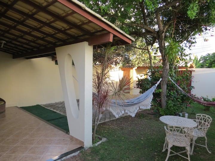 Casa 211 Conforto 650m Praia de Taperapuan