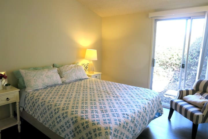 Quiet & Comfy Room By Coastal Beaches + Sep. Entry - Rancho Palos Verdes - House