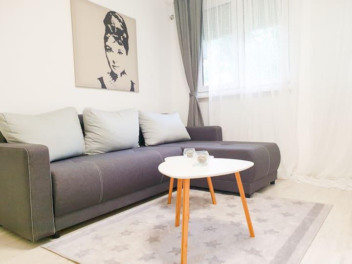 Apartment Iskra, New Belgrade, Belgrade
