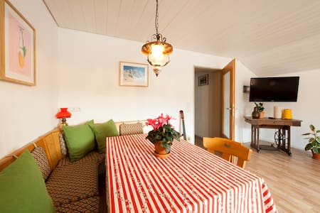 Ferienhaus Neuschwanstein - Apartment Bergblick - Schwangau