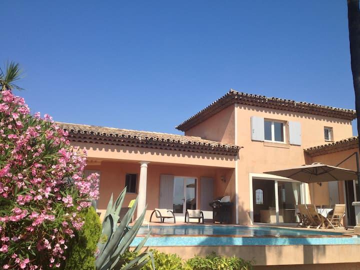 Villa Sainte-Maxime, Golfe de Saint-tropez