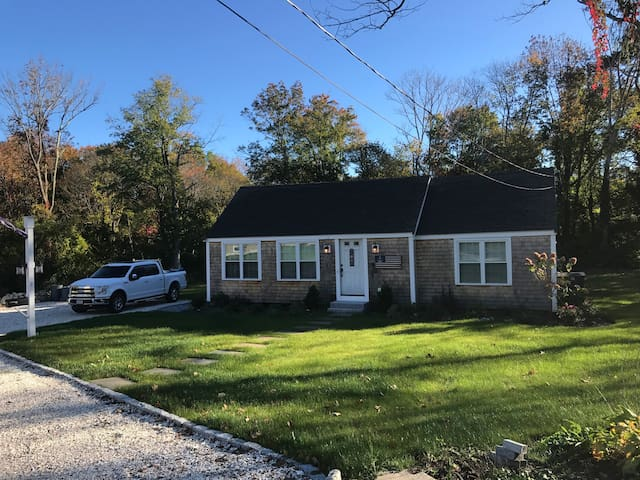 2 bedrom home, minute walk to Scituate Harbor