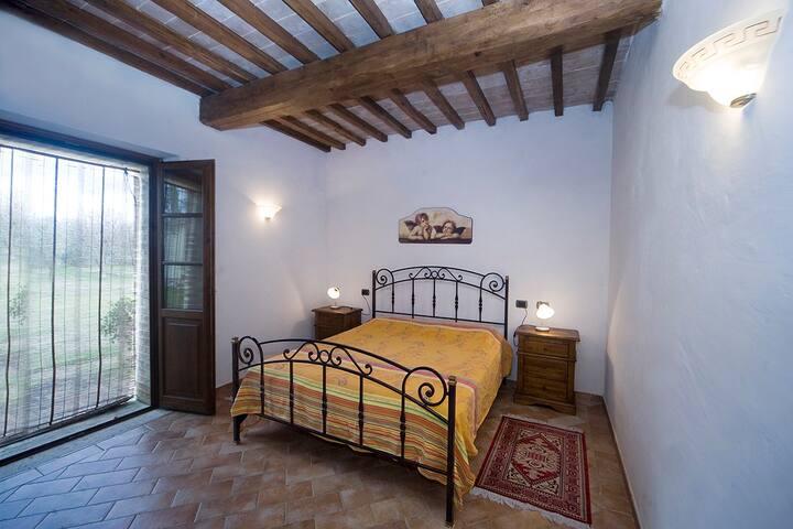 camera doppia appartamento Castagnoli