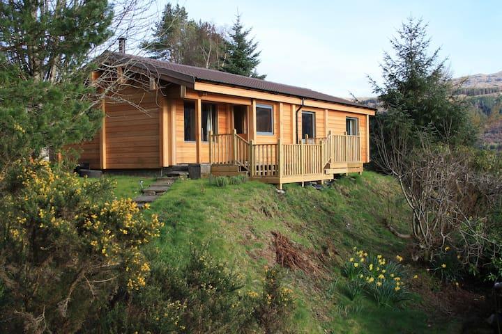 Ronaldsay Log Cabin