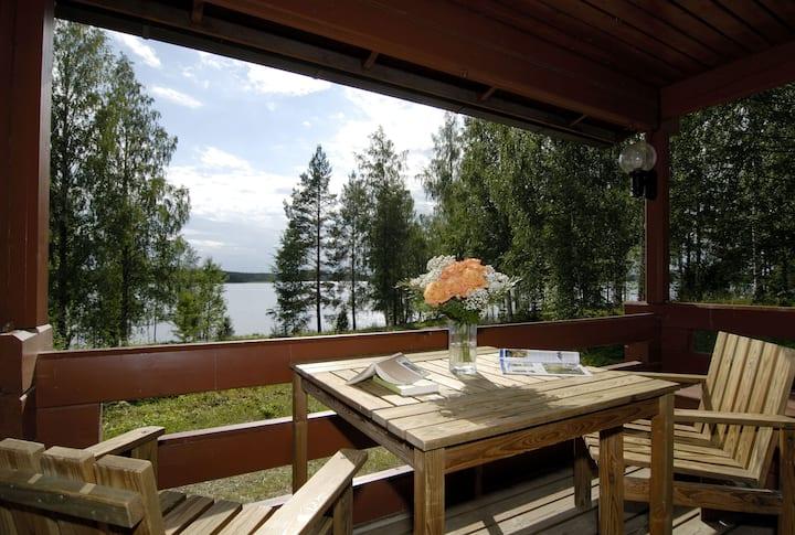 2 Bedroom Cabin with Sauna