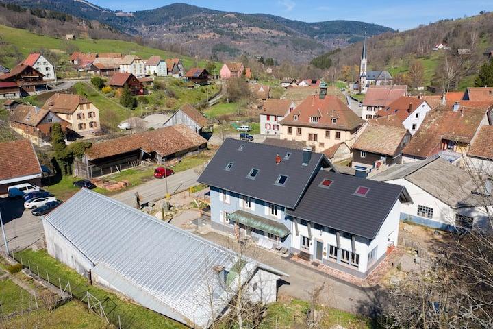 La Villa des 3Sommets 500m² 25pers 6sdb 12ch sauna