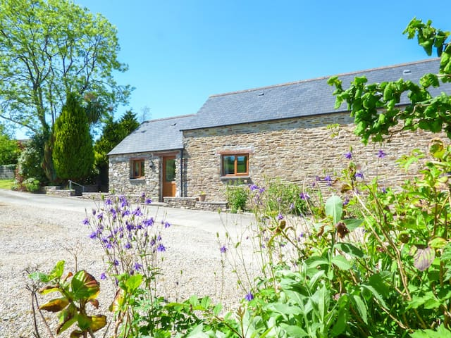 RICANN COTTAGE, family friendly, with open fire in Looe, Ref 947715