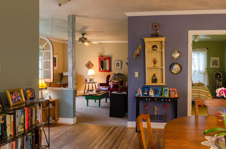 Warm Cozy Eclectic Home - Portland - House